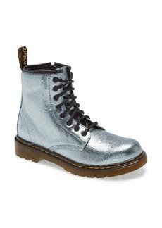 Dr. Martens 1460 Metallic Boot (Baby, Walker, Toddler, Little Kid & Big Kid)