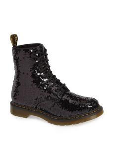 Dr. Martens 1460 Pascal Flip Sequin Boot (Women)