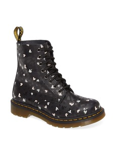 Dr. Martens 1460 Pascal Hearts Lace-Up Boot (Women)