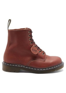 Dr. Martens 1460 Pascal leather ankle boots