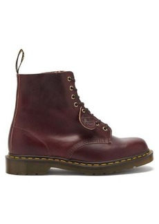 Dr. Martens 1460 Pascal leather lace-up boots