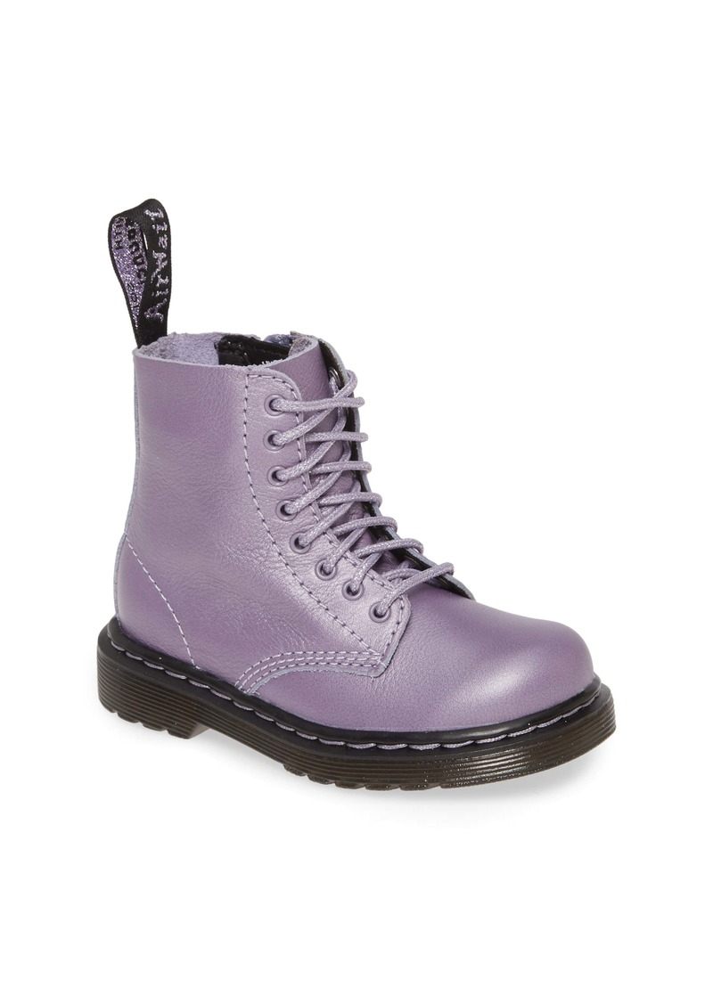 Dr. Martens 1460 Pascal Metallic Boot (Baby, Walker, Toddler, Little Kid & Big Kid)