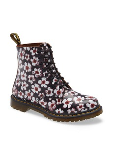 Dr. Martens 1460 Pascal Pansy Print Boot (Women)