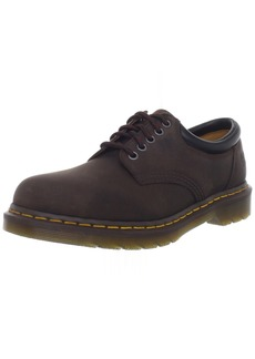 Dr. Martens 8053 5 Eye Padded Collar Boot Crazy Horse