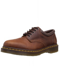 Dr. Martens 8053 5 Eye Padded Collar Boot Harvest