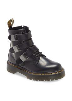 Dr. Martens Fenimore Triple Buckle Boot (Women)