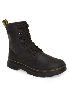Dr. Martens Iowa Waterproof Plain Toe Boot (Men)