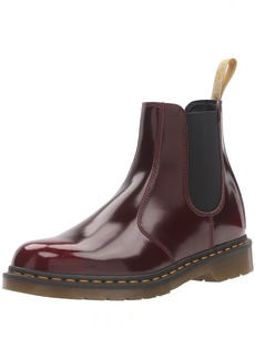 Dr. Martens Men's 2976 Cambridge Brush Chelsea Boot  5 UK/6 M US