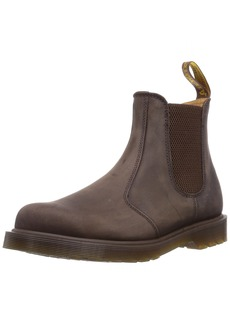 Dr. Martens Men's 2976 Crazy Horse Chelsea Boot  11 UK/ M US
