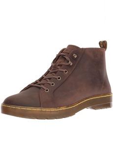 Dr. Martens Men's Coburg Crazy Horse Chukka Boot  6 UK/