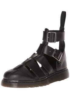 Dr. Martens Men's Geraldo Fisherman Sandal  12 UK/13 M US