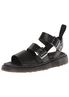Dr. Martens Men's Gryphon Gladiator Sandal  11 UK/12 M US