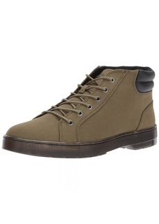Dr. Martens Men's Plaza Olive Fashion Boot mid