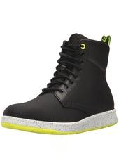 Dr. Martens Men's Rigal CDR Temperley & Cordura Fashion Boot Black