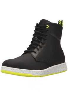 Dr. Martens Men's Rigal CDR Temperley & Cordura Fashion Boot Black