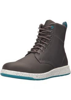 Dr. Martens Men's Rigal CDR Temperley & Cordura Gunmetal Fashion Boot