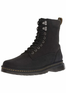 Dr. Martens Men's Vincent Hook Mid Calf Boot  6 M UK ( US)