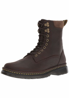 Dr. Martens Men's Vincent Hook Mid Calf Boot