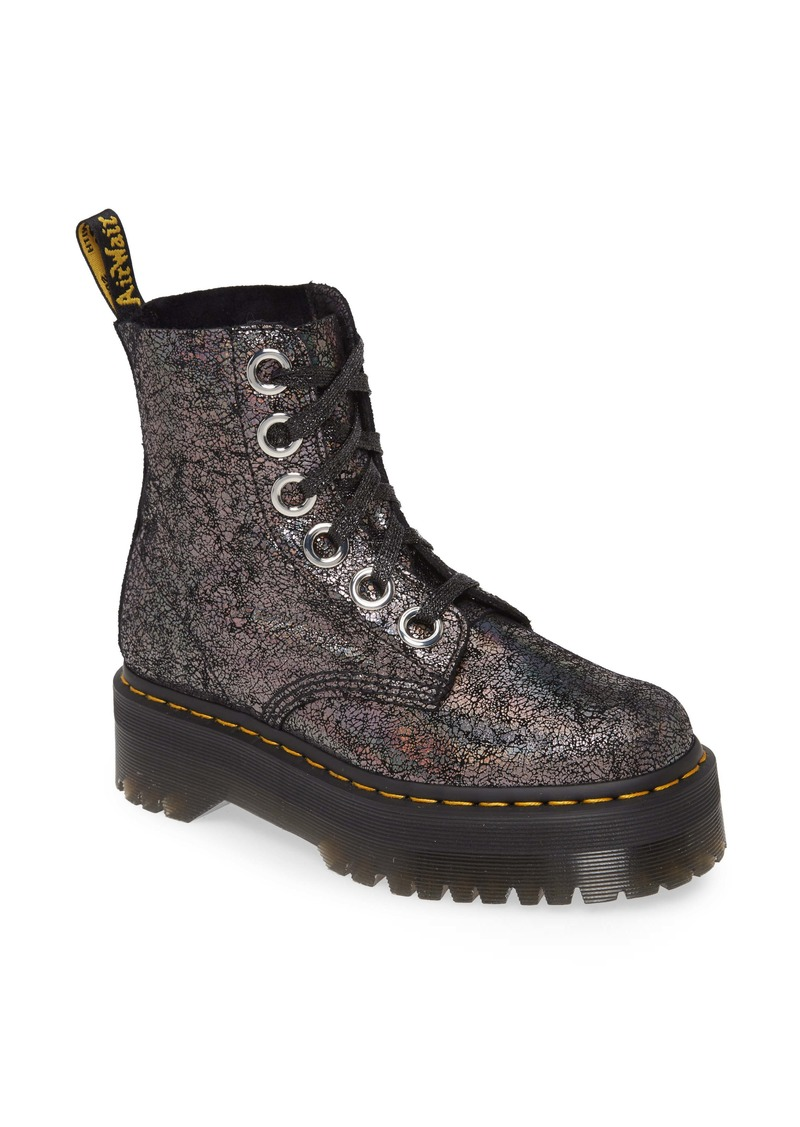 Dr. Martens Molly Crackle Boot (Women)
