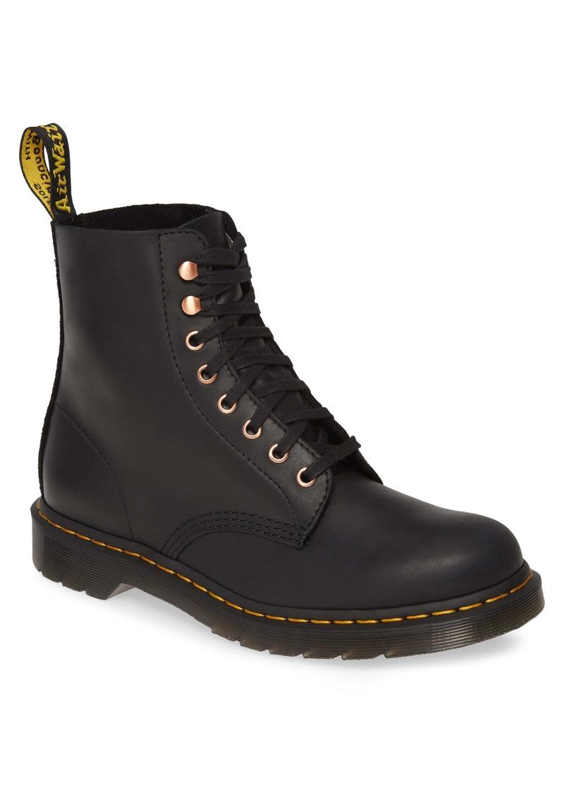Dr. Martens Pascal Plain Toe Boot (Men)