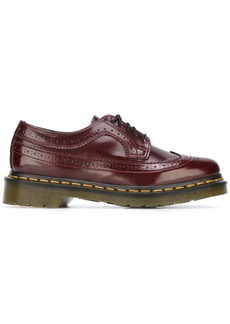 Dr. Martens ridged sole brogues - Pink & Purple