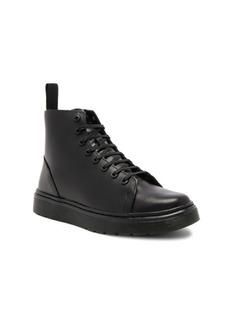 Dr. Martens Talib 8 Eye Leather Boots