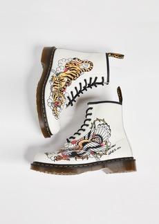 Dr. Martens Tattoo USA 1460 8 Eye Boots