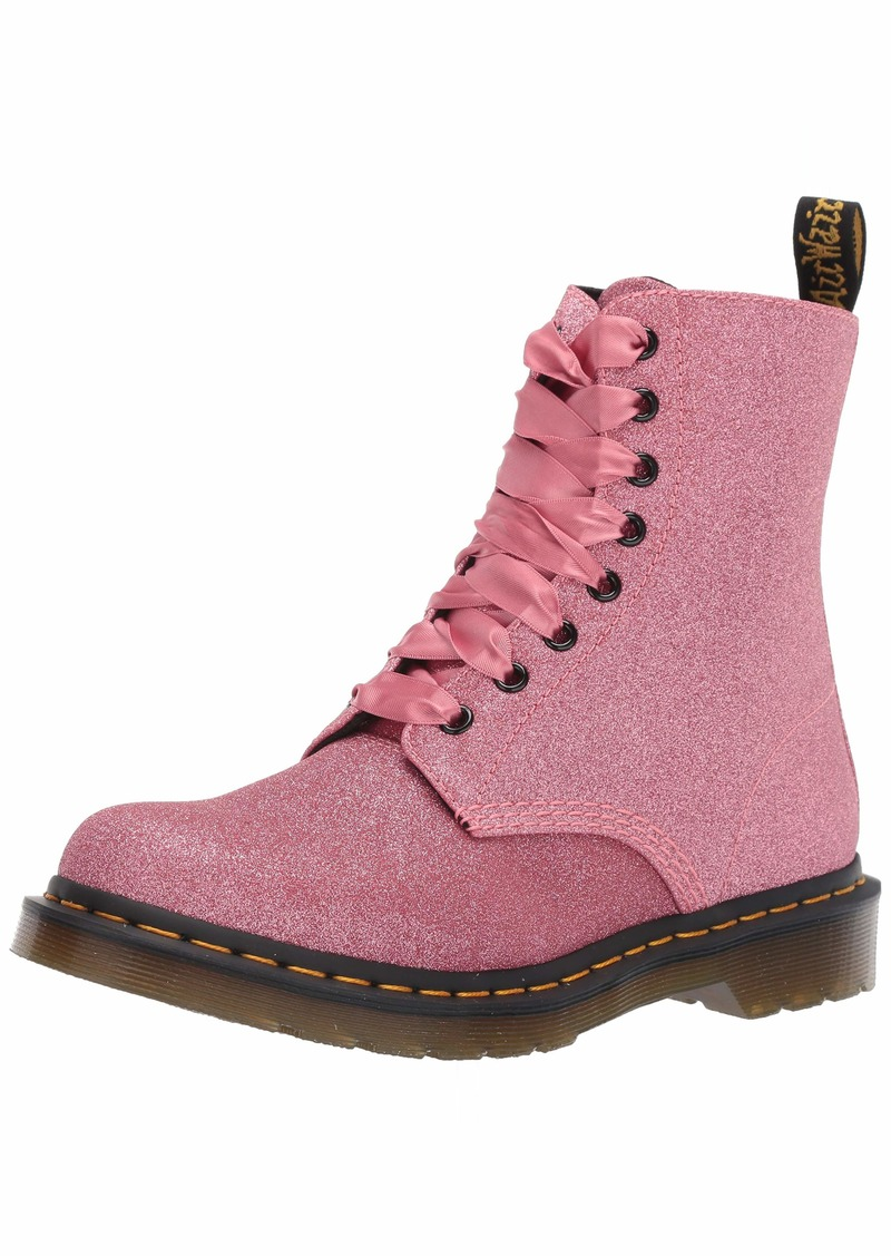 Dr. Martens Women's 140 Pascal Glitter Fashion Boot  4 Medium UK ( US)