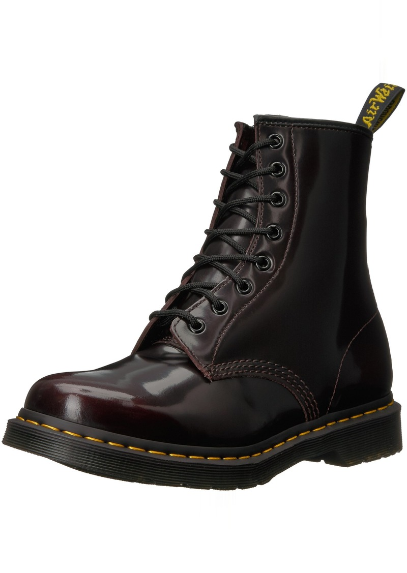 Dr. Martens Womens 1460W Originals Eight-Eye Lace-Up Boot  11 M US/9 UK