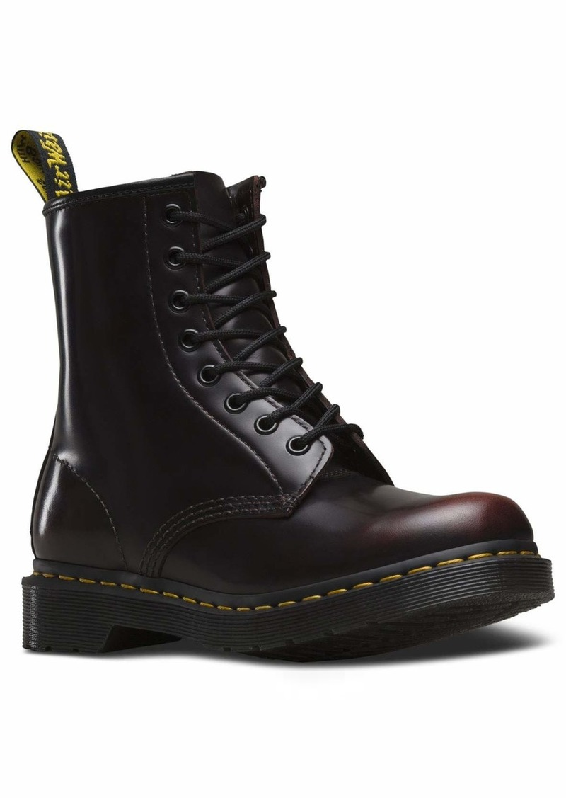 Dr. Martens Womens 1460W Originals Eight-Eye Lace-Up Boot   M US/8 UK