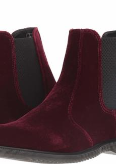 Dr. Martens Women's Flora Fashion Boot Cherry red 3 M UK ( US)