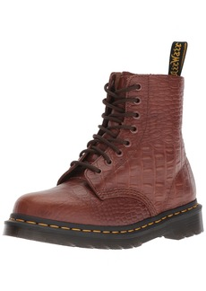 Dr. Martens Women's Pascal Croc  Fashion Boot 8 Medium UK ( US)
