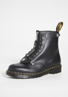 Dr. Martens x Schott 1460 8 Eye Boots