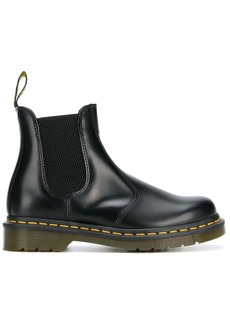 Dr. Martens elasticated side panel boots
