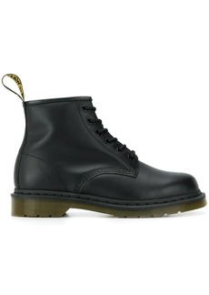 Dr. Martens flat lace-up boots