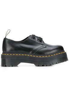 Dr. Martens Holly platform lace-up shoes