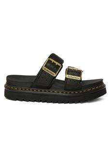 Dr. Martens Myles II Double Buckle Platform Sandals