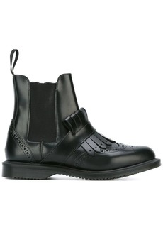 Dr. Martens 'Polished Smooth' ankle boots