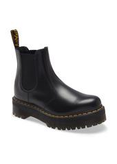 Women's Dr. Martens 2976 Quad Platform Chelsea Boot