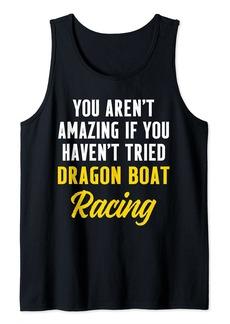 Dragon Boat Racing Boating Race Racer Tank Top
