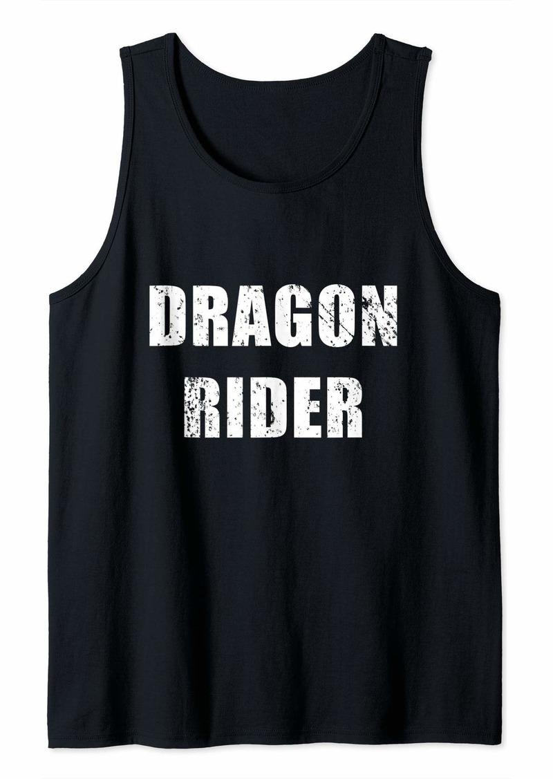 Dragon Rider Tank Top