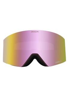 Dragon RVX OTG 76mm Snow Goggles with Bonus Lens
