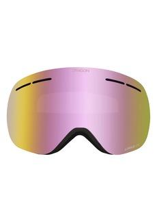 Dragon X1S 70mm Snow Goggles with Bonus Lens