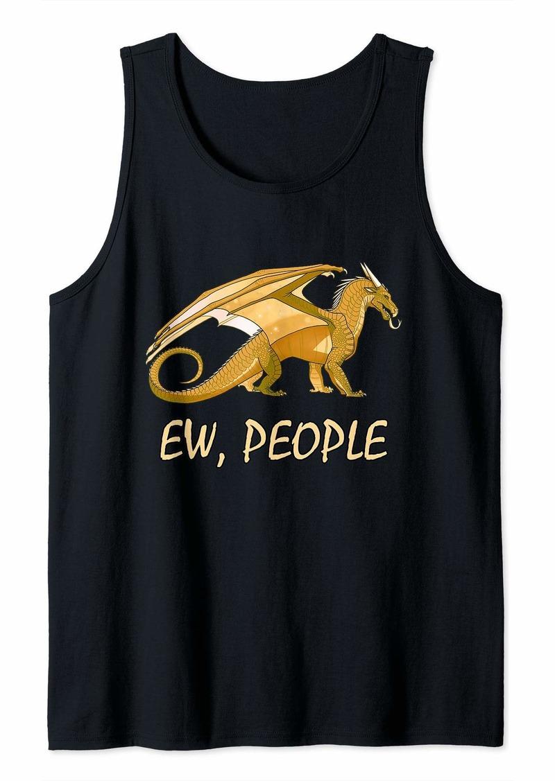 Ew People Shirt Dragon Funny Tank Top