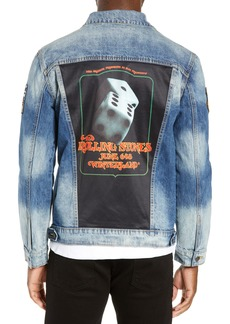 Dragonfly Clothing Lucky Dice Denim Jacket