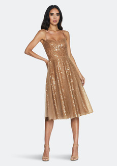 Dress the Population Edith Dress - L