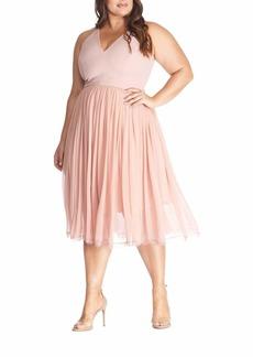 Dress the Population Alicia Midi Dress