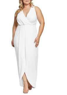 Dress The Population Ariel Gown Dress