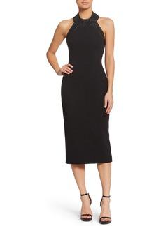 Dress the Population Cleo Halter Dress