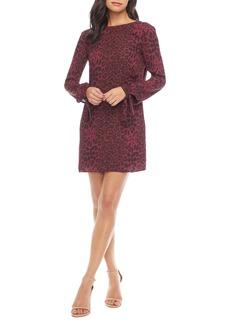 Dress the Population Dahlia Long Sleeve Minidress